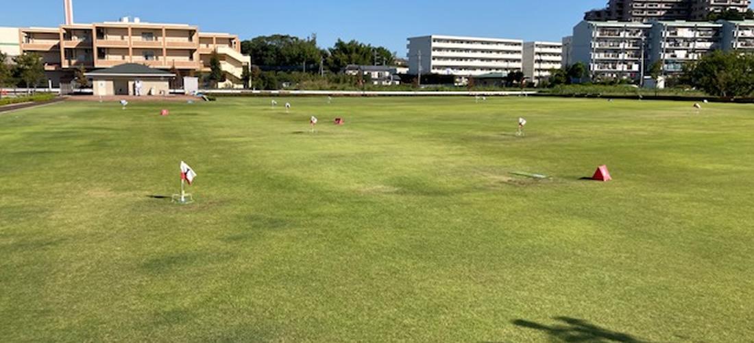 グラウンド・ゴルフのイメージ